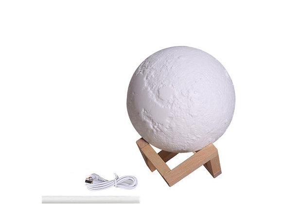 880ml Moon Aroma Humidifier Essential Oil Diffuser
