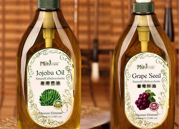 Jojoba Oil Almond Sweet Wheat Germ Grape Seed Ginger Olive  Compound Oils 750ml