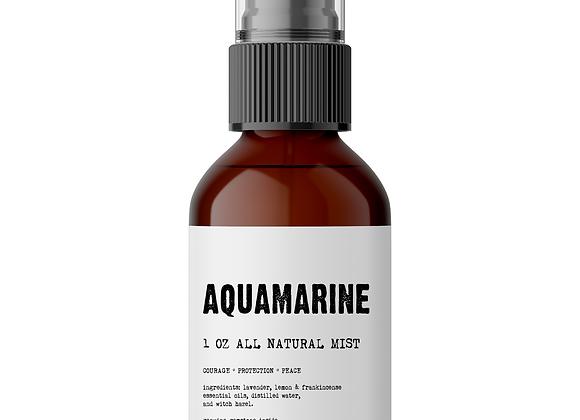 Aquamarine Meditation Mist