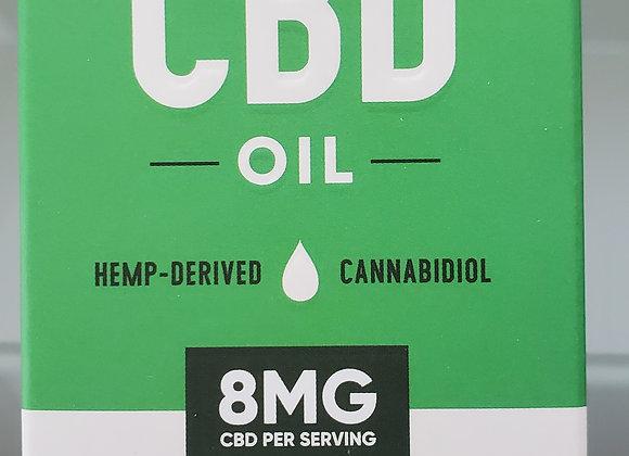 CBD Oil Tincture 8MG