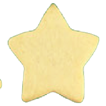 Unbaked Star 12ct