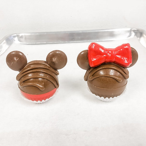 Mickey & Minnie Hot Chocolate Bomb