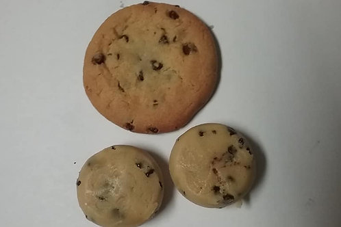 Chocolate Chip filled chocolate