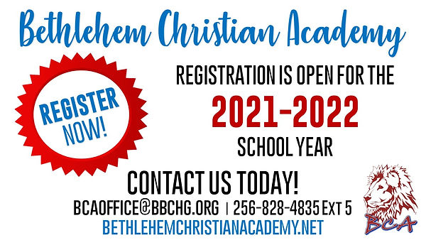 Registration is open for the 2021-2022 S