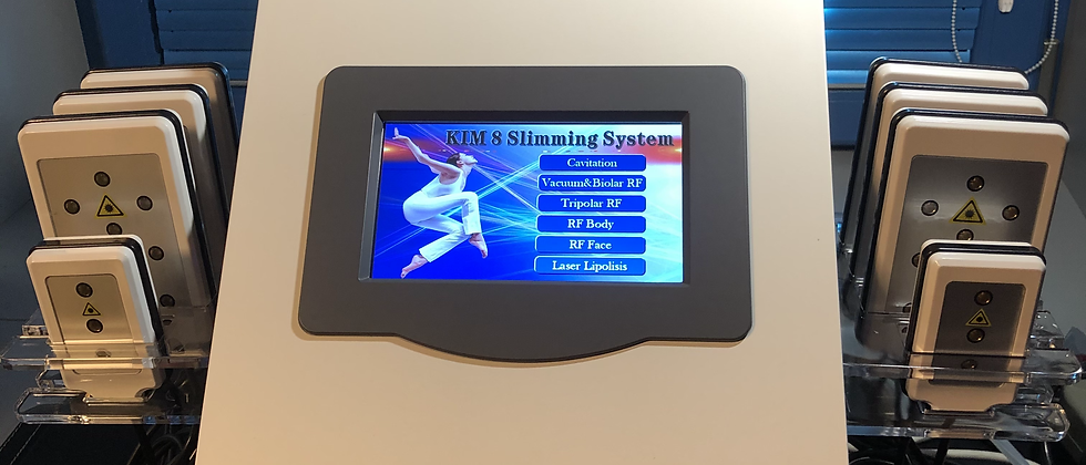 LPG KIM 8 Slimming System 7в1