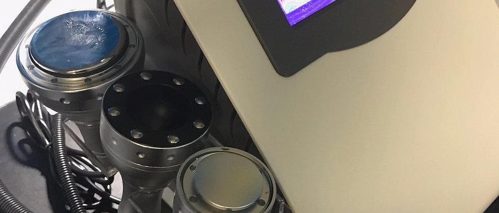Кавитация + RF-лифтинг + крио + LPG аппарат 8в1