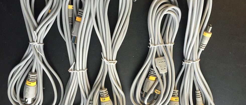 Провода для прессотерапии с инфракрасным прогревом