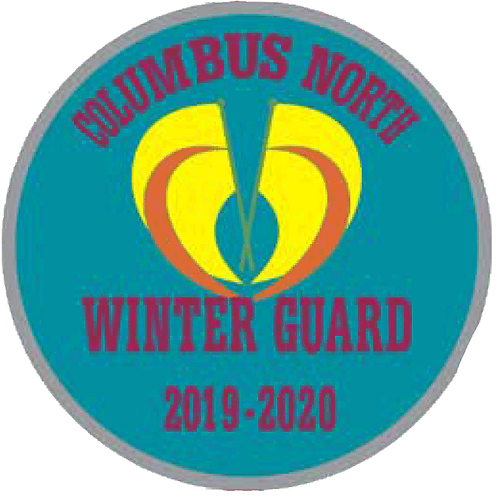 Winter Guard Patch