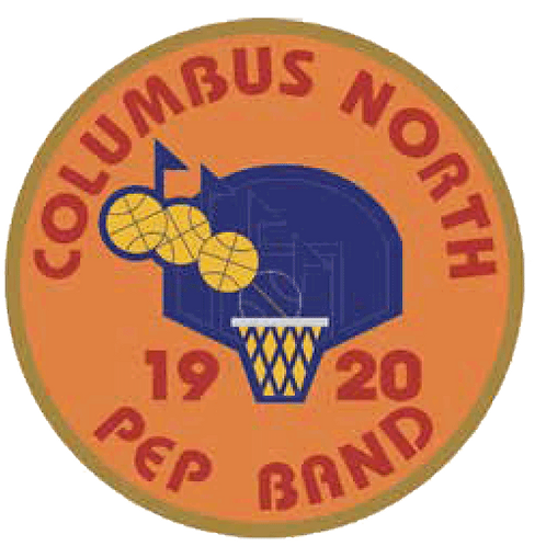 Pep Band Patch