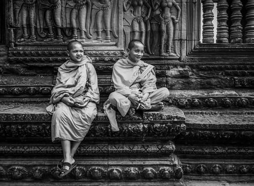 Retour au Cambodge mon pays natal le temps d'un voyage