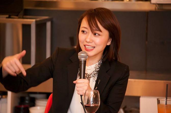 "vol.6 スペシャルトークショー「春到来!芯から変わる!""ホントの美""の話」"