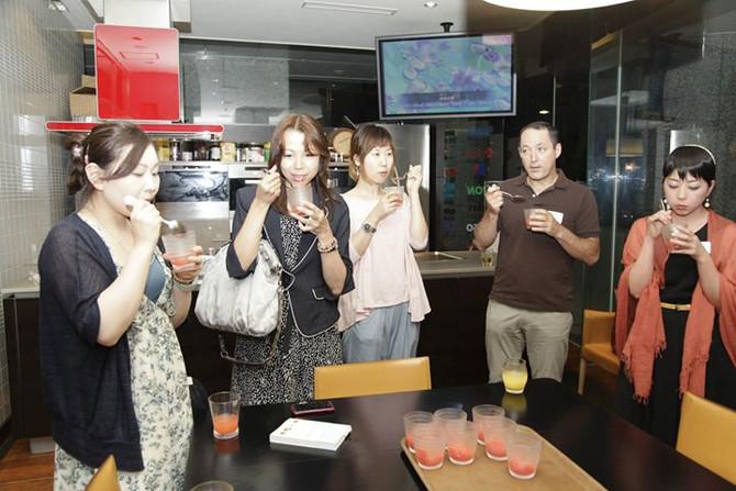 vol.3 オガワチエコ『純愛ごはん』出版記念 実演料理 & トークショー