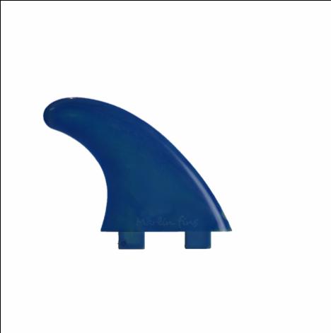 Marlin Fins Sidebites Deep Blue