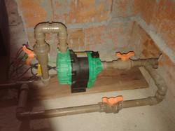 Pressurizador Residencial com bypass