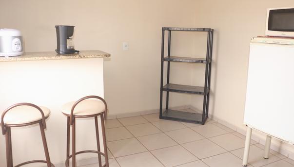 Cozinha de apoio - Studio