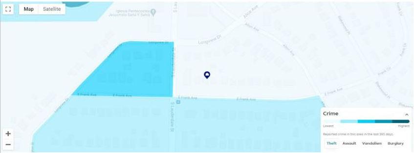 576 E Frank Avenue Memphis TN 38106