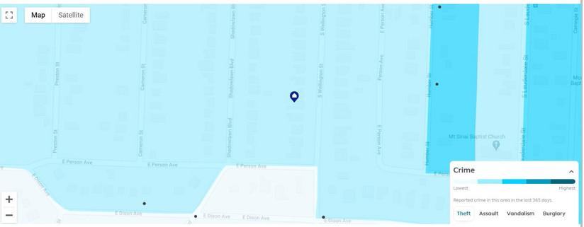 1649 S Wellington Street Memphis, TN 38106