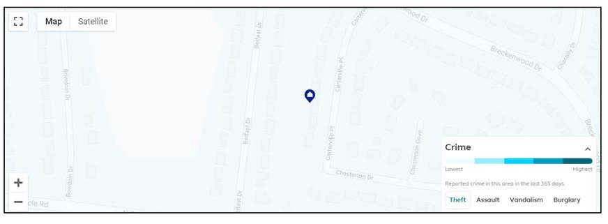 5059 Carterville Place Memphis, TN 38127
