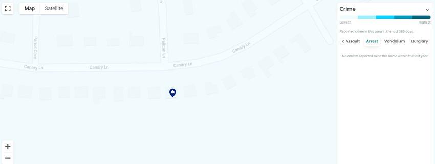 1141 Canary Lane Memphis, TN 38109