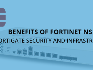 Benefits of Fortinet NSE 4 certification