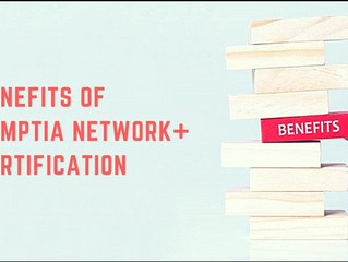 Why become CompTIA Network+ certified