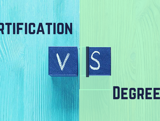 IT Certification or Degree?