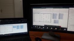 Pivot virtual training