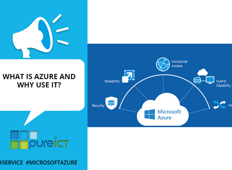 What is azure and why use it?