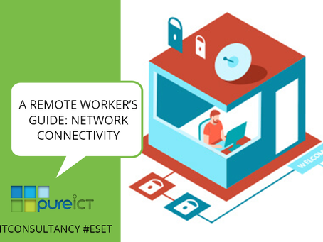 A remote worker's guide: Network connectivity