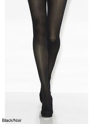 Adult Sheer Black Tights  - Mondor