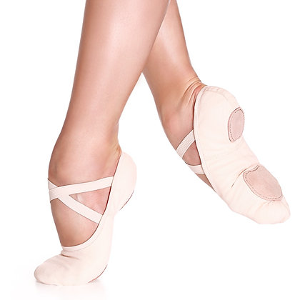 Canvas Ballet Slipper - SoDanca