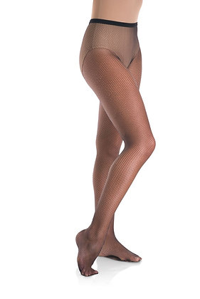 Fishnet tights for competition