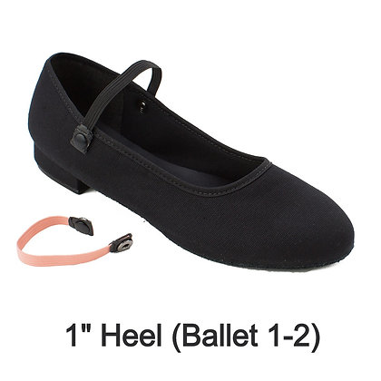 Character Ballet Shoes - SoDanca