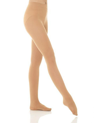 Child/Youth Jazz/Tap Tights, Footed  - Mondor