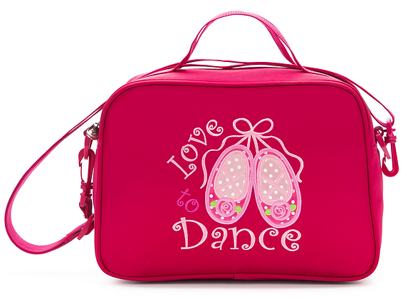 Love 2 Dance Square Bag