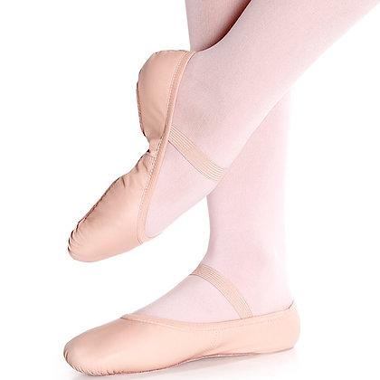 Leather Ballet Slipper - SoDanca