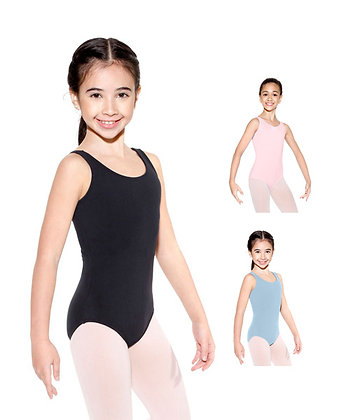 Child/Youth Tank Bodysuit - SoDanca