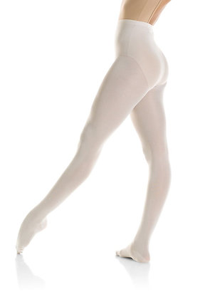 Child/Youth Ballet Tights, Footed  - Mondor