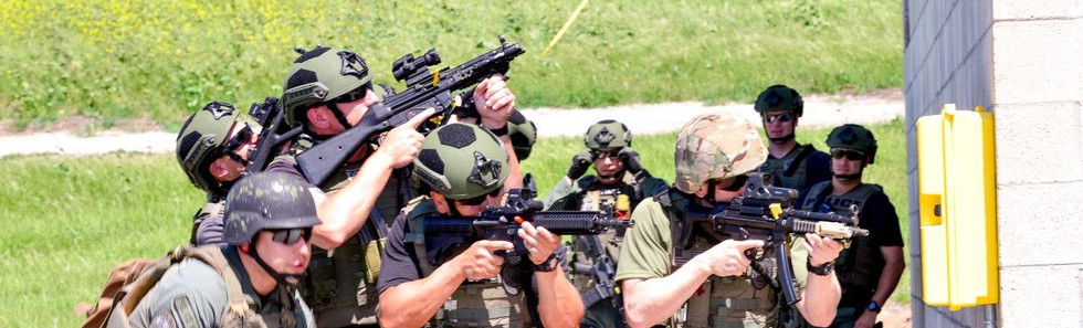 Police Special Weapons & Tactics (SWAT)