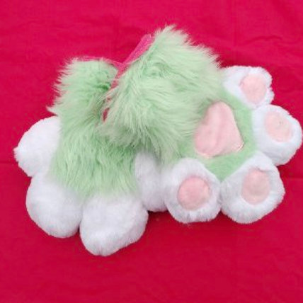 Mint Premade Paws