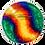 Thumbnail: Hero Super Swirl Frizby (unikatno barvan)