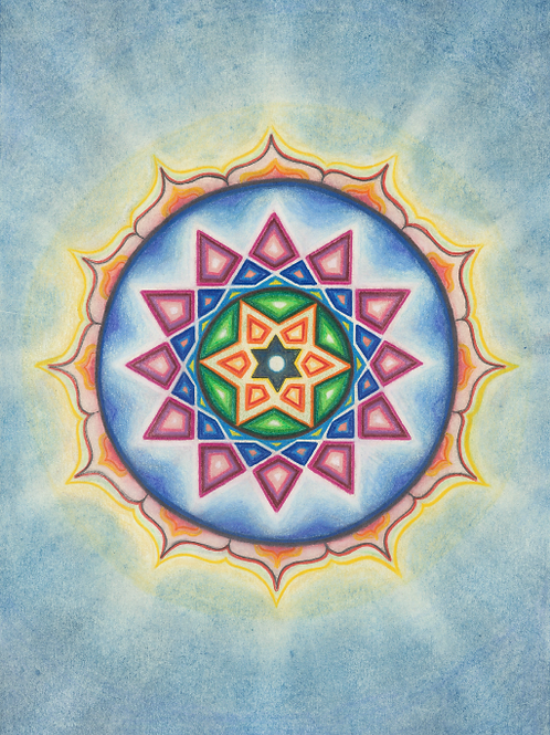 Mandala Energije Življenja