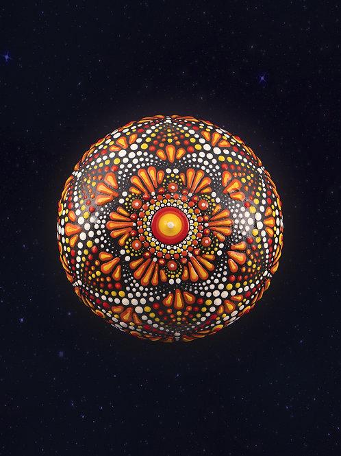 THE LIGHT OF LOVE Mandala