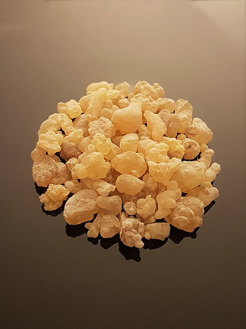 Etheric Resin of Sacra Hojari yellow (Oman) A+++