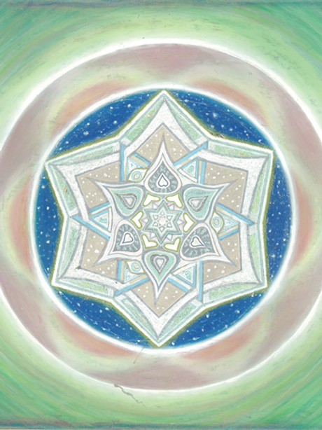Mandala of Merciful HEART