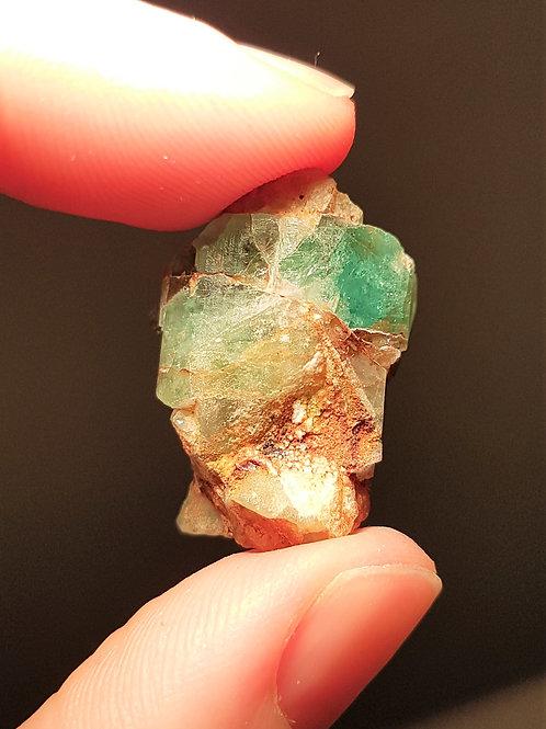 Smaragd B+ 7,1 (35,5ct)