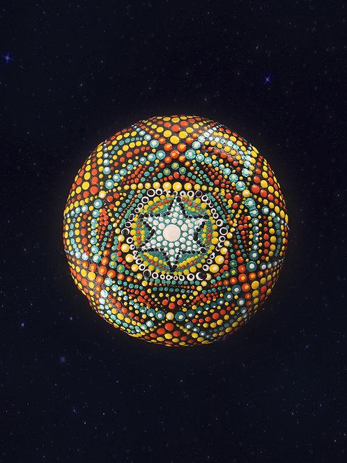 Mandala ZVEZDA GALAKSIJE