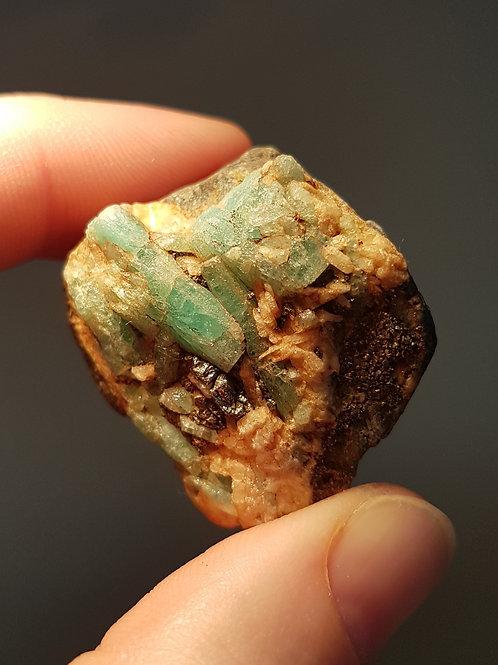 Emerald B++ 19,1g (95ct)