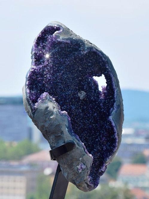 Uruguay Amethyst Geode