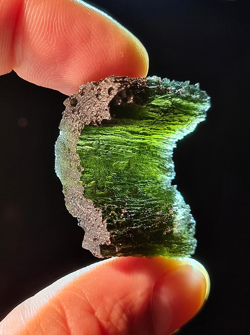 Moldavite B++ 15,3g